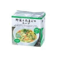 野菜とたまごのスープ 5食入り AF