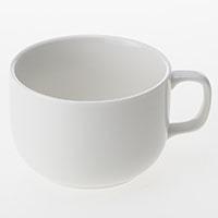 スープカップ白磁480ml HA4608