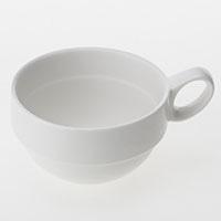 積み重ねられるスープカップ HA4621