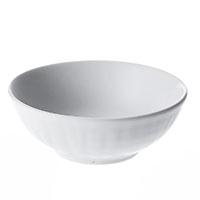 食器 しま小鉢 白磁