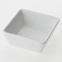角型小鉢白磁 HA4700