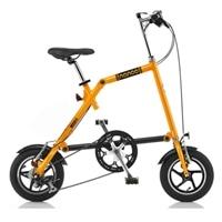 【ネット限定】【自転車】14折りたたみ自転車 NANOO FD−1207 OR [18359]