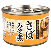 タイランドフィッシャリージャパン さばみそ煮 150g