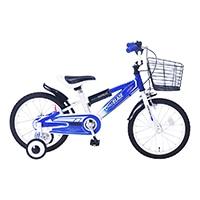 【自転車】《池商》MD-10 子供用自転車16 ブルー