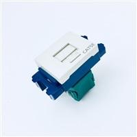 Panasonic ぐっとすCAT5Eモジュラジャック(埋込)/NR3160