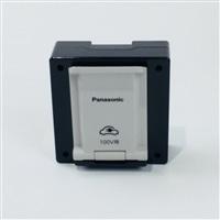 Panasonic EV・PHEV充電用 接地コンセント WK39015