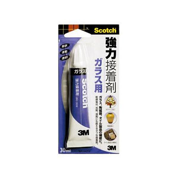 3M スコッチ(R) 用途別接着剤 ガラス用 6425N