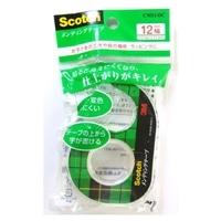 <スコッチ>メンディングテープ 12mm×11.4m