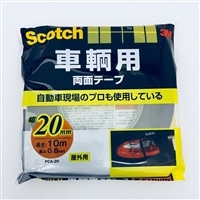 3M 車輌用両面テープ 20X10 PCA-20