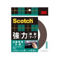3M スコッチ(R) 強力両面テープ 自動車(外装)用SCA-15