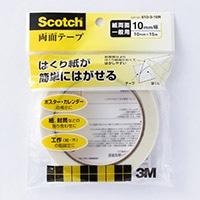 スコット 両面テープ 610-3-10R
