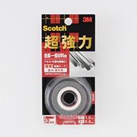 3M 超強力両面テープ 金属用 幅12mm×長さ1.5m×厚み0.6mm KDD-12