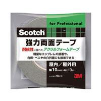 3M スコッチ(R) 強力両面テープ 10 10PSD-10