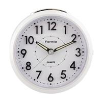 【数量限定】フォルミア 立体文字盤目覚まし時計 HT-012