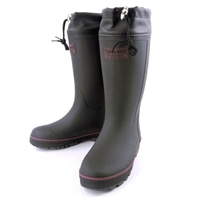 紳士 超軽量長靴 ブラック M RMZ701