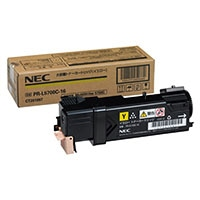 NEC PR-L5700C-16 イエロー【別送品】