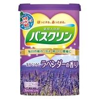 【数量限定】バスクリン ラベンダーの香り 600g