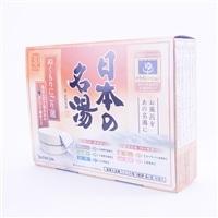 日本の名湯 ぬくもりにごり選 30g×10包