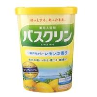 バスクリン バスクリン レモンの香り 600g