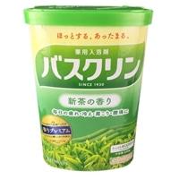 バスクリン バスクリン 新茶の香り 600g