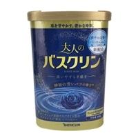 バスクリン 大人のバスクリン 神秘の青いバラの香り 600g