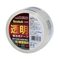 スコッチ 透明梱包用テー313 1PN