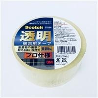 3M 透明梱包用テープ(プロ)375SN