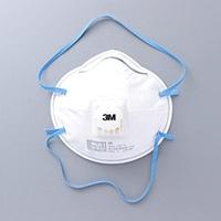 防じんマスク排気弁付 8805−DS2