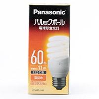 パナソニック 電球形蛍光灯 EFD15EL11E