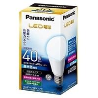 パナソニック LED電球 広配光40形(昼光色) LDA4DGK40ESW