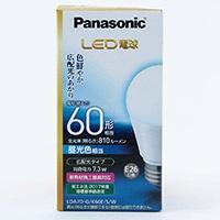 パナソニック LED電球 広配光60形(昼光色) LDA7DGK60ESW