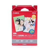 キヤノン L判写真用紙200枚入り SD−201L200