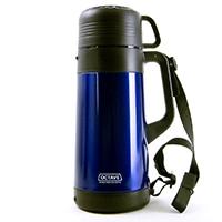 オクターブ 広口 ダブルステンレスボトル 1500ml HB1745