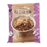 【店舗限定】杉田エース イザメシ 丼 素材を活かした鶏ごぼう丼