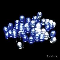 【数量限定・2017秋冬】LED室内ライト20球ホワイトブルー