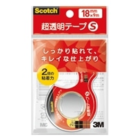 超透明テープ18mmCC1809-D-N