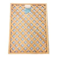 <ケース販売用単品JAN>木製ラティスフェンス 90X120cm