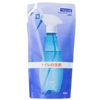 CAINZ トイレの洗剤 つめかえ用 400ml ナチュラルオレンジの香り