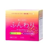 【ケース販売】CAINZ 衣料用粉末洗剤 柔軟剤配合 900g×12個