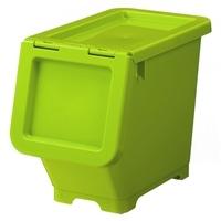 【数量限定】スタックボックス S キャリコ Caricoグリーン