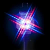 ソーラー式 LED防獣ライト