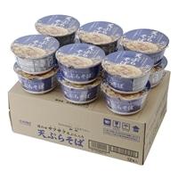 【ケース販売】カインズ 天ぷらそば 12食入り