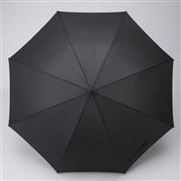 【数量限定】軽量ワンタッチ傘 75cm ブラック