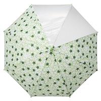 【数量限定】子供傘 軽量安全ワンタッチ傘 55cm スターズ