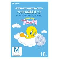 ワーナー・ブラザーズ 紙パンツ M 18枚
