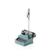 【trv・数量限定】カードクリップ タイプライター