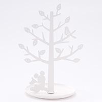 アクセサリーツリー ミッキーマウス ホワイト