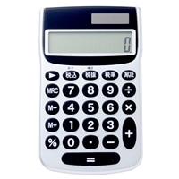 10桁コンパクト電卓税機能付きCA-104T