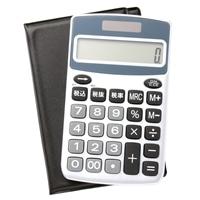 12桁ケース付き電卓税機能付きCA-105T