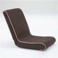 A30 カバーが洗えるコンパクト座椅子 ブラウン